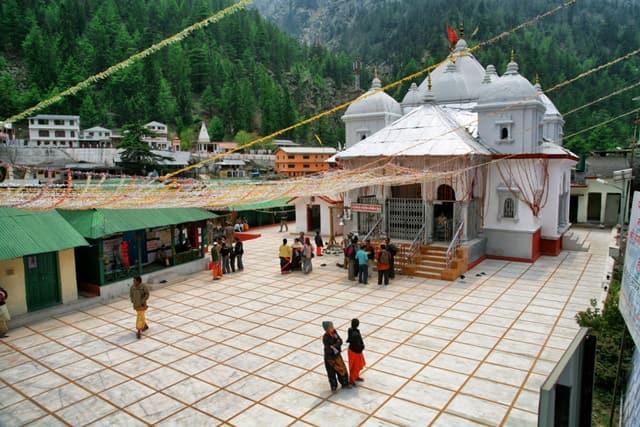 उत्तराखंड का दर्शनीय स्थल गंगोत्री - Gangotri Tourist Place In Uttarakhand In Hindi
