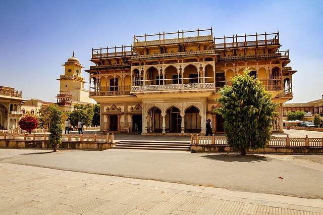 जयपुर के सिटी पैलेस के बारे में रोचक तथ्य - Interesting Facts About City Palace Jaipur In Hindi