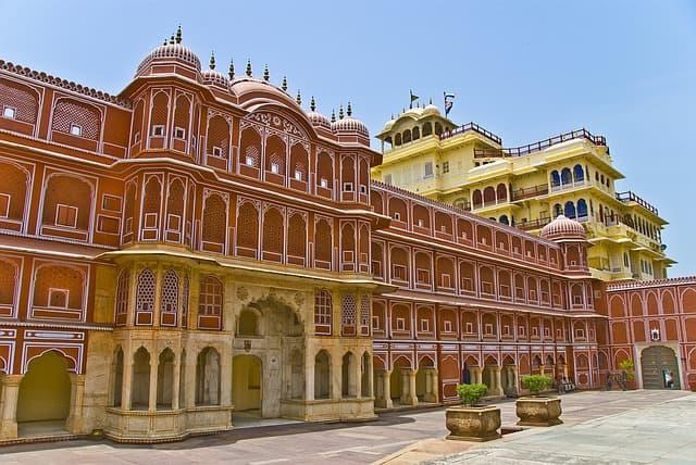 सिटी पैलेस जयपुर एंट्री फ्री और खुलने का समय - City Palace Jaipur Timings And Entry Fee In Hindi