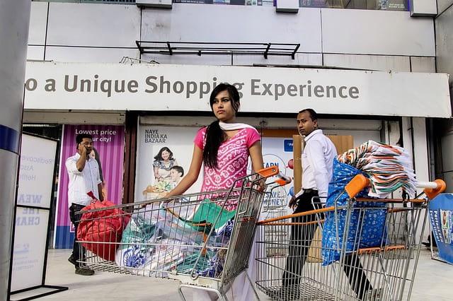 दिल्ली में कपडे खरीददारी के लिए जाएं पेसिफिक मॉल - Delhi Me Khariddari Ke Lie Jae Pacific Mall In Hindi