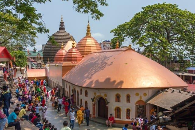 कामाख्या शक्तिपीठ - Kamakhya Shakti Peeth In Hindi