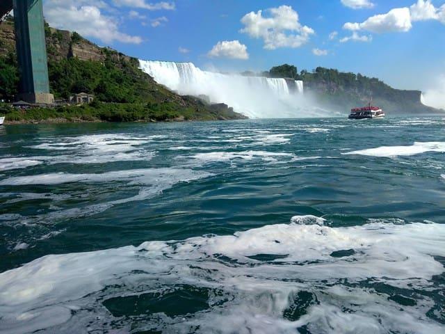 नियाग्रा जलप्रपात की खास बातें - Niagara Falls Facts In Hindi