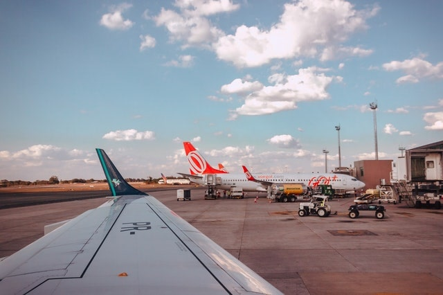 फ्लाइट से चंडीगढ़ कैसे पहुंचे - How To Reach Chandigarh By Flight In Hindi