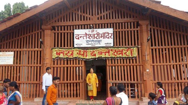 दंतेश्वरी शक्तिपीठ - Danteshwari Shakti Peeth In Hindi
