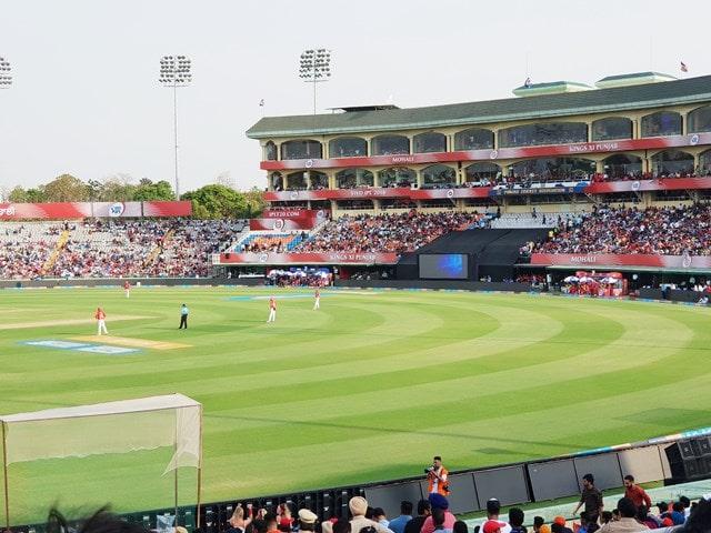 मोहाली क्रिकेट स्टेडियम चंडीगढ़ - Mohali Cricket Stadium Chandigarh In Hindi
