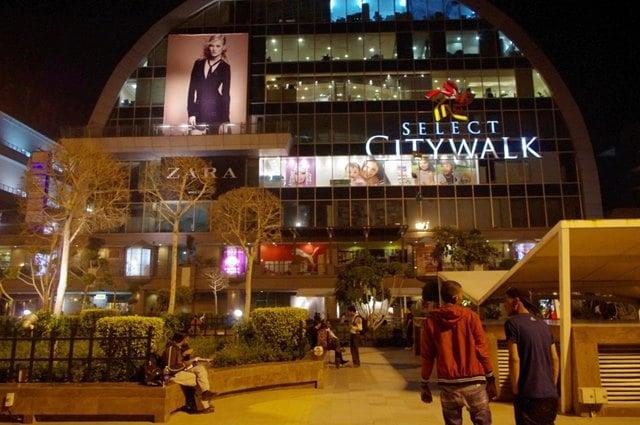 दिल्ली में शॉपिंग के लिए लोकप्रिय है सिटी वॉक मॉल - Delhi Me Kharidari Ke Liye Lokpriya Hai City Walk Mall In Hindi