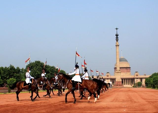 राष्ट्रपति भवन का इतिहास - Rashtrapati Bhavan History In Hindi