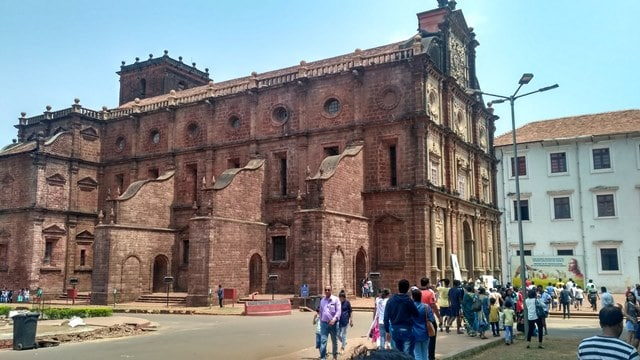 बेसिलिका ऑफ बॉम जीसस चर्च का इतिहास - History Of The Oldest Church In Goa Basilica Of Bom Jesus Church In Hindi