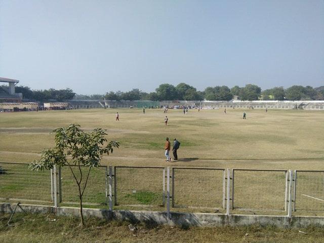 फरीदाबाद का प्रसिद्ध नाहर सिंह क्रिकेट स्टेडियम - Faridabad Ka Prasidh Nahar Singh Cricket Stadium In Hindi
