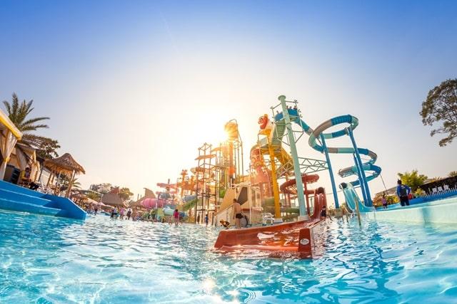 लखनऊ में घूमने लायक जगह डिज्नी वाटर वंडर पार्क - Lucknow Me Ghumne Layak Jagha Disney Water Wonder Park In Hindi