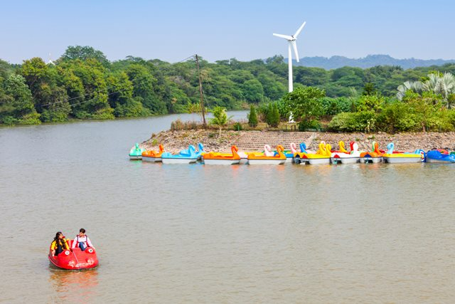 चंडीगढ़ में घूमने लायक जगह सुखना लेक - Places To Visit In Chandigarh Sukhna Lake In Hindi