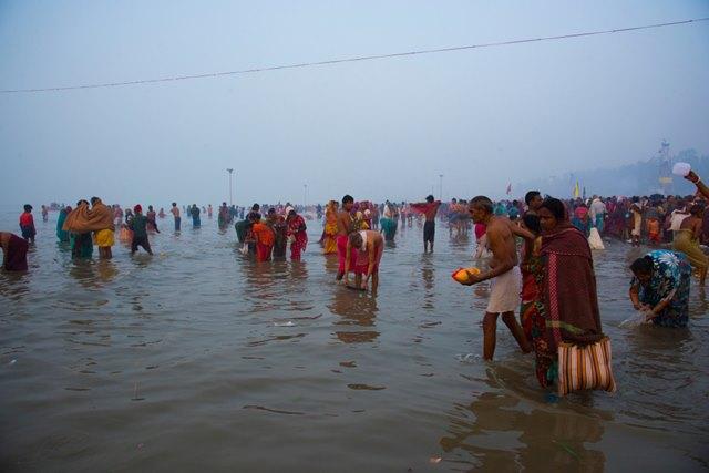 गंगासागर का मेला - Gangasagar Mela In Hindi