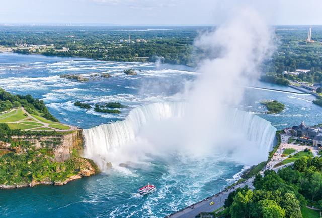नयाग्रा फॉल्स का इतिहास- Niagara Falls History In Hindi
