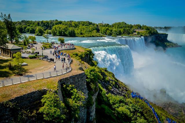 नियाग्रा फाल्स की ऊंचाई- Niagara Falls Height In Hindi