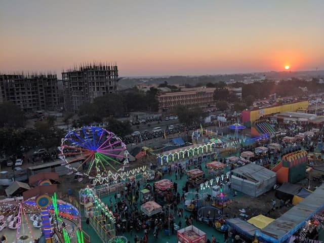 भोपाल का बिट्टन मार्केट - Bhopal Ka Bittan Market In Hindi