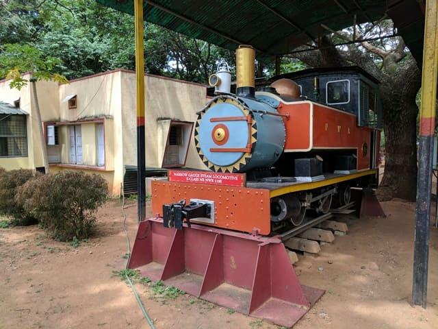 मैसूर टूरिज्म में देखे रेल संग्रहालय मैसूर - Mysore Tourist Attraction Railway Museum In Hindi