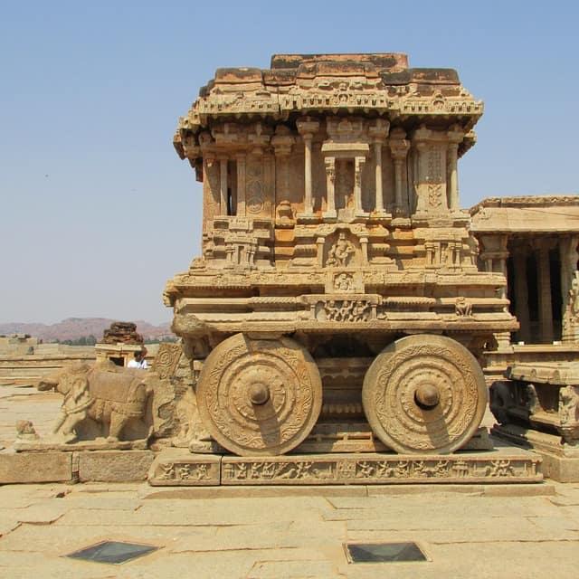 भारत धार्मिक स्थल विरूपाक्ष मंदिर - Virupaksha Temple Hampi Karnataka In Hindi