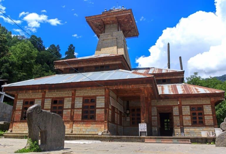 मनु टेम्पल - Manu Temple In Hindi