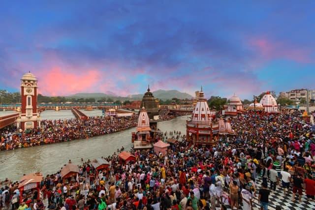 इंडिया के प्रमुख धार्मिक पर्यटन हरिद्वार - India Ke Pramukh Dharmik Haridwar Tourism In Hindi