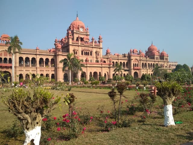 अमृतसर का फेमस खालसा कॉलेज - Amritsar Ka Famous Khalsa College In Hindi http://www.worldcreativities.com