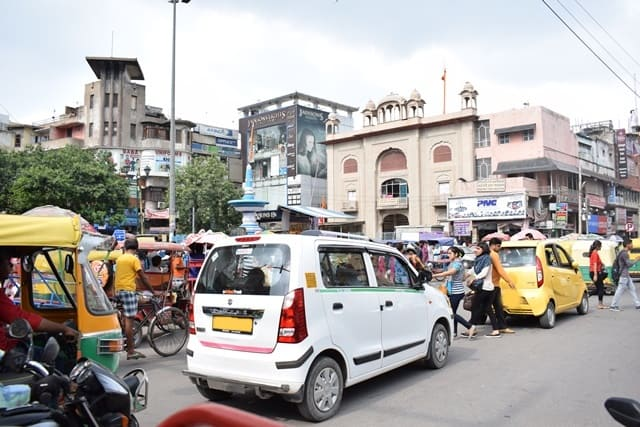 चांदनी चौक मार्केट नई दिल्ली दिल्ली - Chandni Chowk Market New Delhi Delhi In Hindi