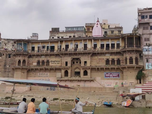 काशी में मशहूर दिगपतिया घाट – Kashi Me Mashur Digpatia Ghat In Hindi