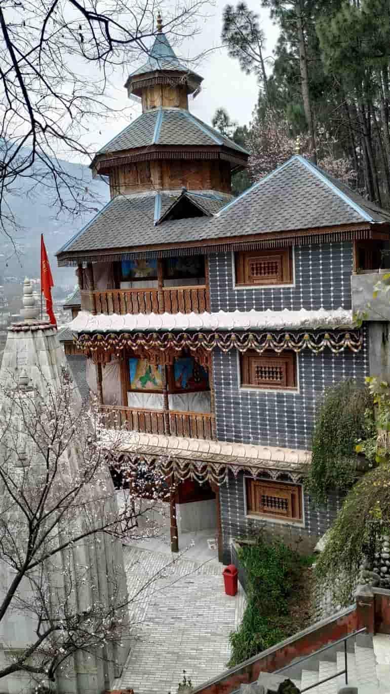 वैष्णो देवी मंदिर कुल्लू