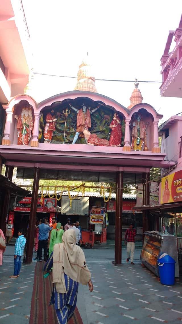 अमृतसर के धार्मिक स्थल लाल माता मंदिर - Amritsar Ke Dharmik Sthal Mata Lal Devi Temple Amritsar In Hindi http://www.worldcreativities.com