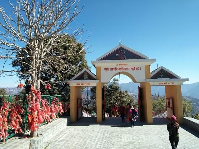 तारा देवी मंदिर