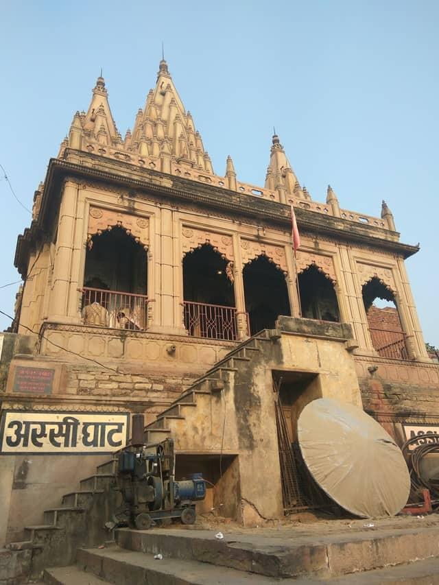 अस्सी घाट वाराणसी उत्तर प्रदेश - Assi Ghat Varanasi Uttar Pradesh In Hindi
