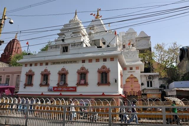 चांदनी चौक के धार्मिक स्थल गौरी शंकर मंदिर - Chandni Chowk Ke Dharmik Sthal Gauri Shankar Temple In Hindi