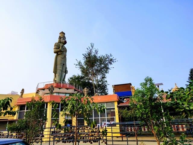 मैसूर में फेमस कार्य सिद्धि हनुमान मंदिर - Mysore Me Famous Karya Siddhi Hanuman Mandir In Hindi
