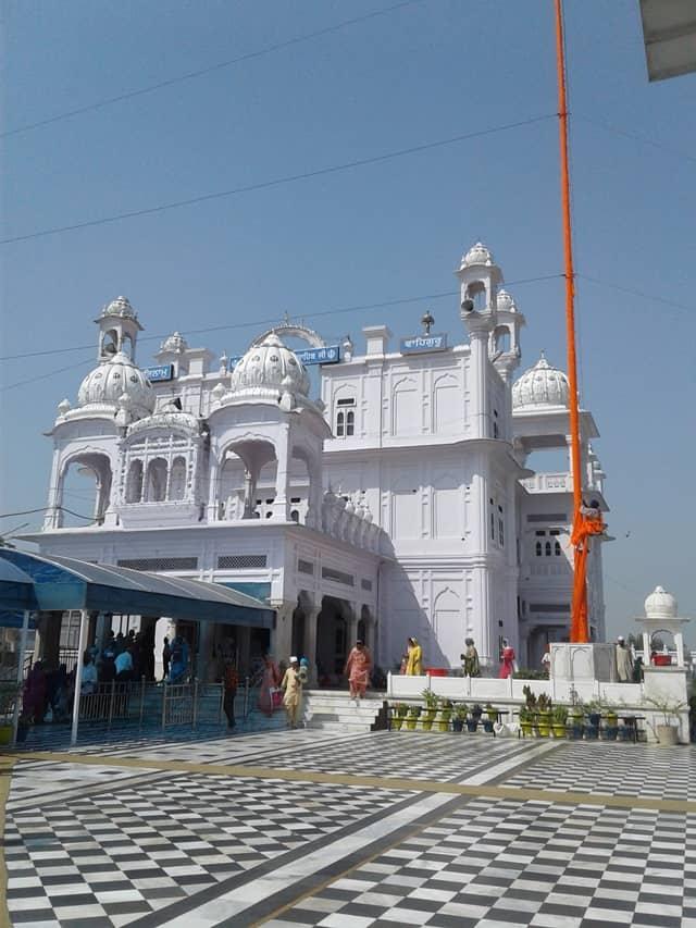 अमृतसर पंजाब में बीर बाबा बुद्धा साहिब गुरुद्वारा - Amritsar Punjab Mein Bir Baba Budha Ji Gurudwara In Hindi http://www.worldcreativities.com