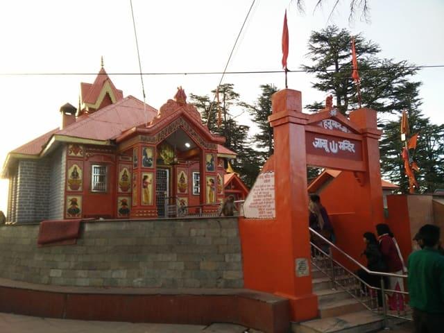जाखू मंदिर शिमला का प्रवेश शुल्क
