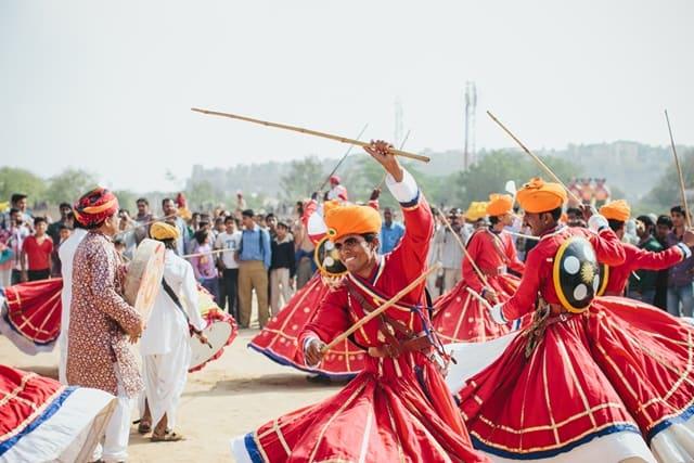 भरतपुर का खास त्यौहार ब्रज महोत्सव – Bharatpur Ka Popular Trohar Brij Festival In Hindi