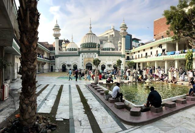 अमृतसर में देखने लायक जगह खैर उद्दीन मस्जिद - Amritsar Me Dekhne Layak Jagah Khair Ud Din Masjid In Hindi http://www.worldcreativities.com