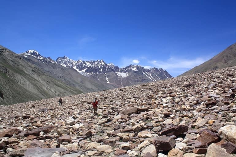 चंद्रताल बारलाचा ट्रेक - Chandratal Baralacha Trek In Hindi