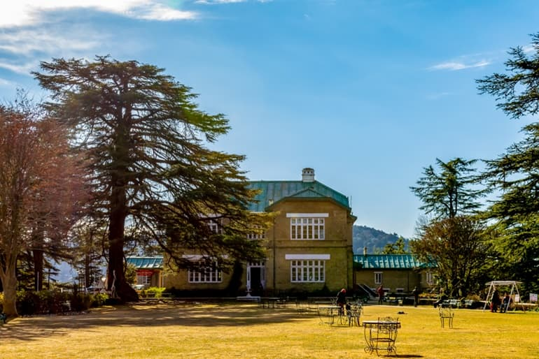 सोलन के पर्यटन स्थल चैल