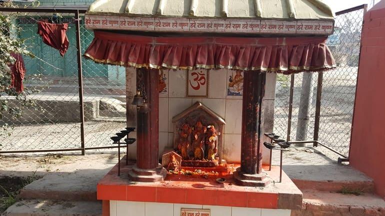 चामुंडा भगती मंदिर