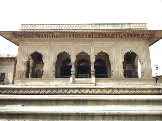 भारतपुर का मशहूर दर्शनीय स्थल लक्ष्मण मंदिर- Bharatpur Ke Famous Darshniya Sthal Laxman Temple In Hindi