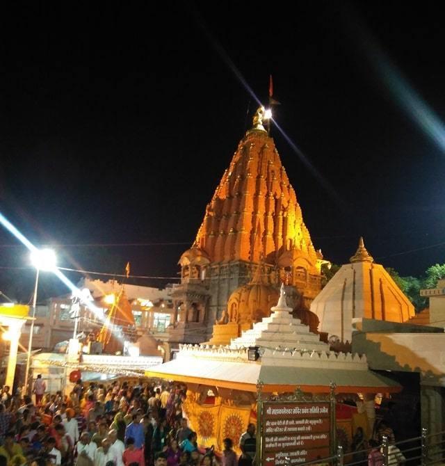 भारत के धार्मिक पर्यटन स्थल महाकालेश्वर ज्योतिर्लिंग - Mahakaleshwar Jyotirlinga Ujjain In Hindi