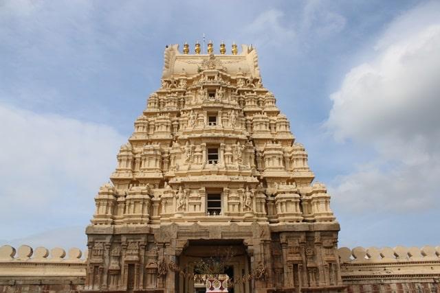 मैसूर का प्रसिद्ध मंदिर रंगनाथस्वामी मंदिर - Mysore Ka Prasidh Mandir Ranganathaswamy Temple In Hindi