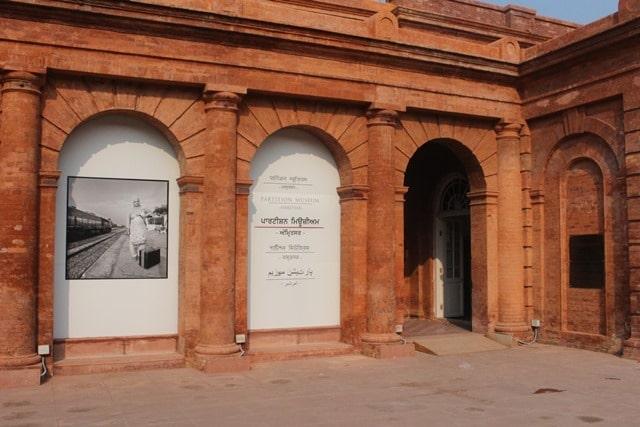 अमृतसर में घूमने वाली जगह पार्टिशन म्यूजियम - Amritsar Me Ghumne Vali Jagah Partition Museum In Hindi http://www.worldcreativities.com