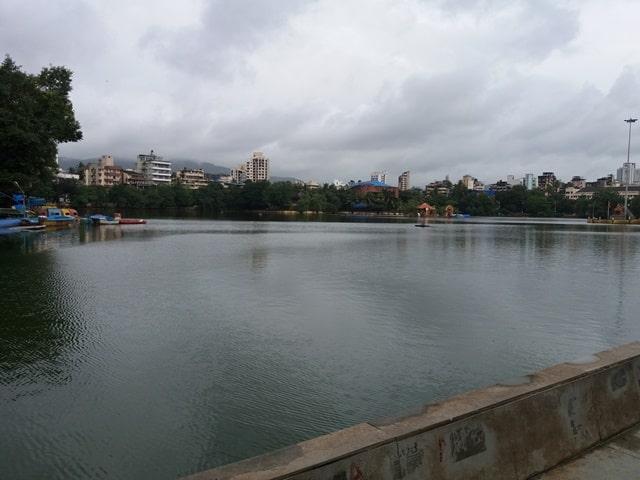ठाणे में कपल के लिए मशहूर झील मसुंडा तालाब - Thane Me Couple Ke Lie Mashoor Jheel Masunda Lake In Hindi