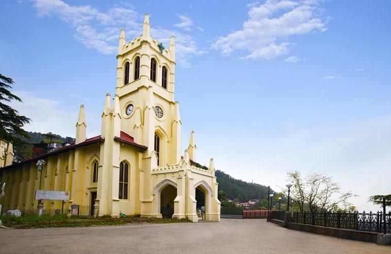 क्राइस्ट चर्च शिमला