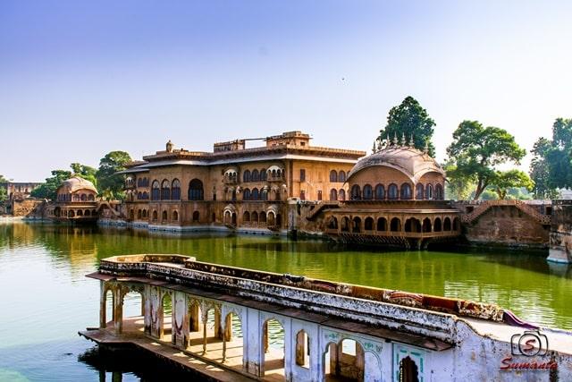 भरतपुर के पर्यटन स्थल डीग - Deeg Bharatpur Ke Paryatan Sthal In Hindi