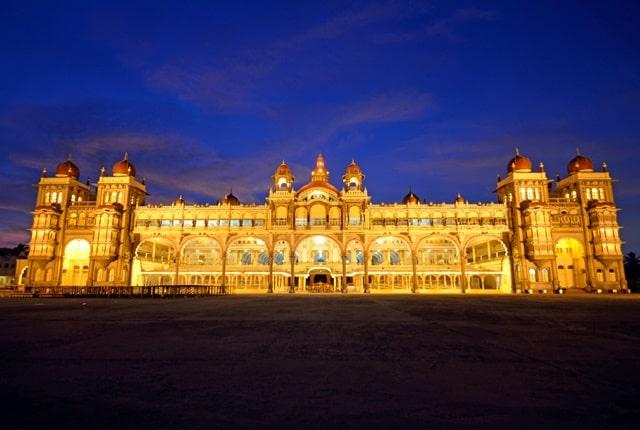 मैसूर पैलेस का इतिहास - History Of Mysore Palace In Hindi