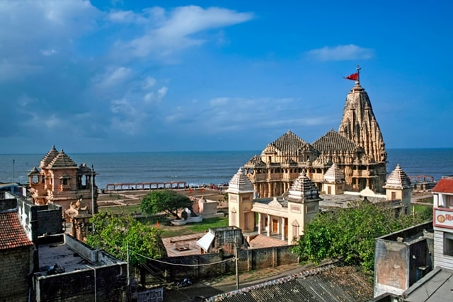 भारत का दर्शनीय स्थल सोमनाथ ज्योतिर्लिंग - Bharat Ke Darshniya Sthal Somnath Jyotirlinga Gujarat In Hindi