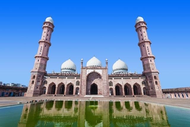 भोपाल की मशहूर जगह ताज-उल-मस्जिद - Bhopal Ki Mashur Jagah Tajul Masjid In Hindi