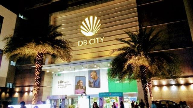 भोपाल में आकर्षण स्थल डीबी सिटी मॉल - Bhopal Me Aakarshan Sthal DB Mall City In Hindi